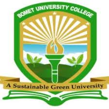 Bomet University College Logo