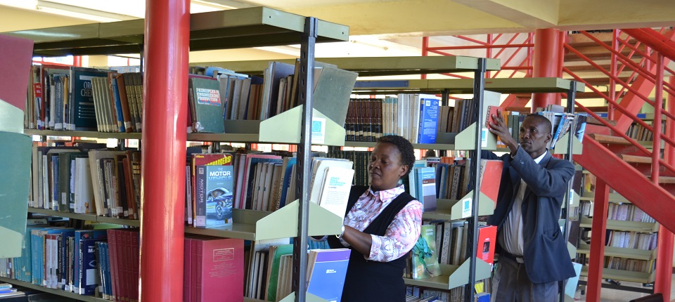Eldoret Polytechnic Library