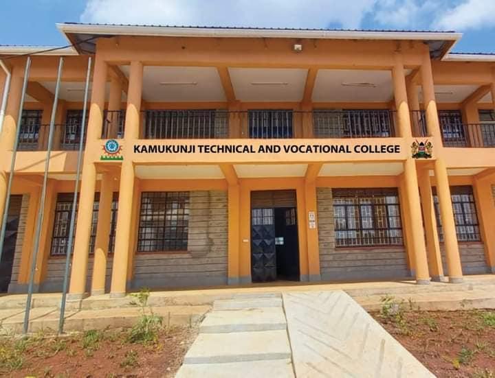 Kamukunji Technical Vocational College
