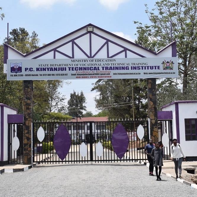 PC Kinyanjui Technical Training Institute