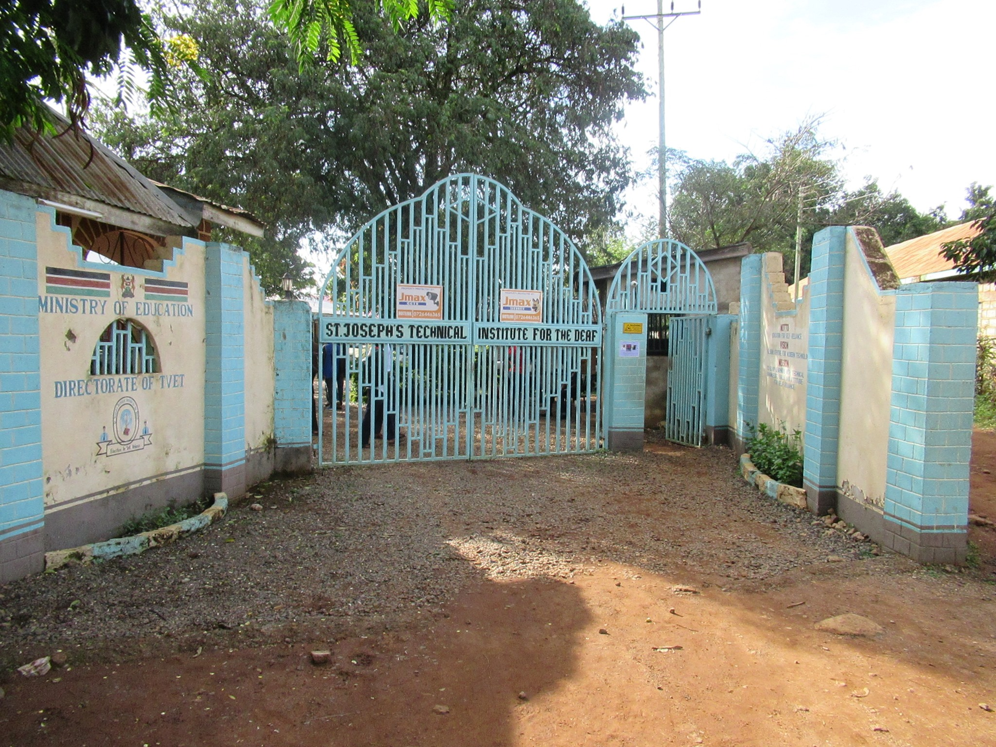 St Joseph's Technical Training Institute for the Deaf Nyang'oma