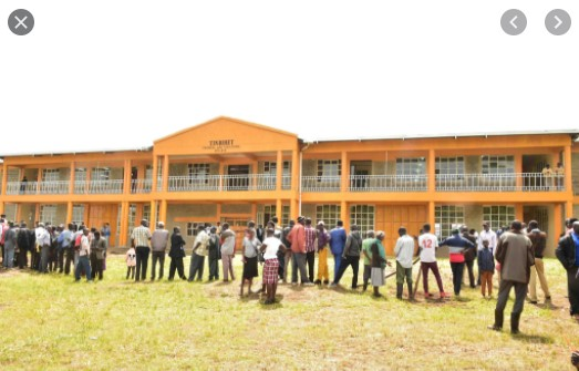 Tinderet Technical and Vocational College