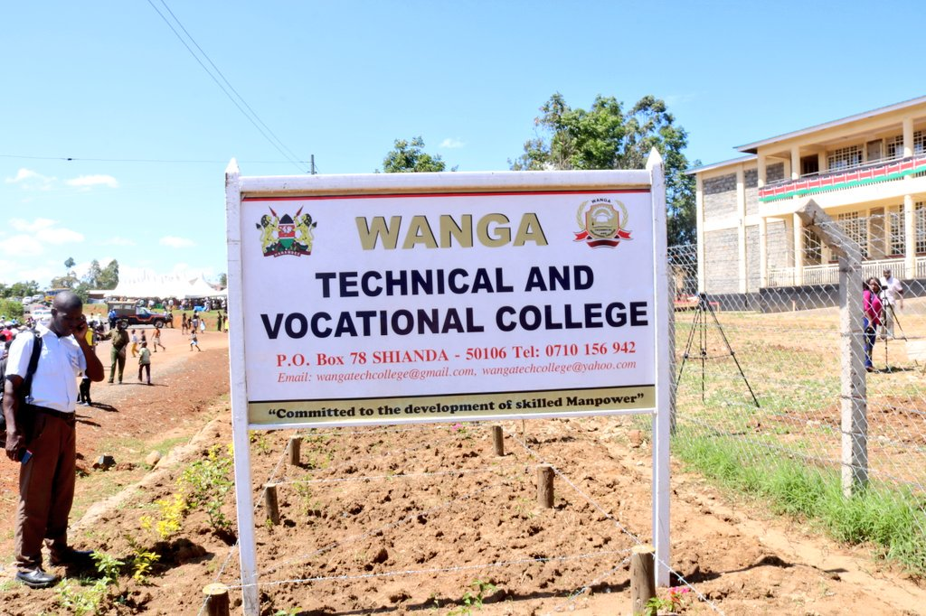 Wanga Technical and Vocational College
