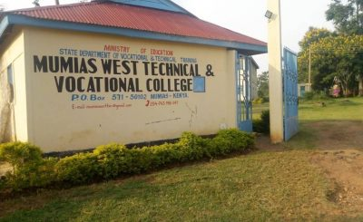 Webuye West Technical and Vocational College