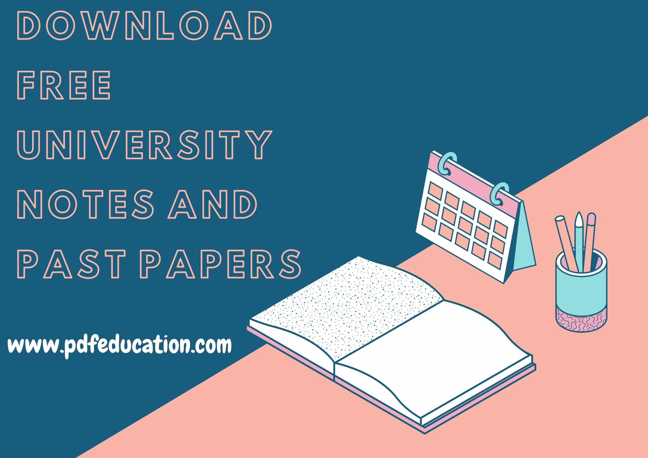Download Free University Notes in Kenya