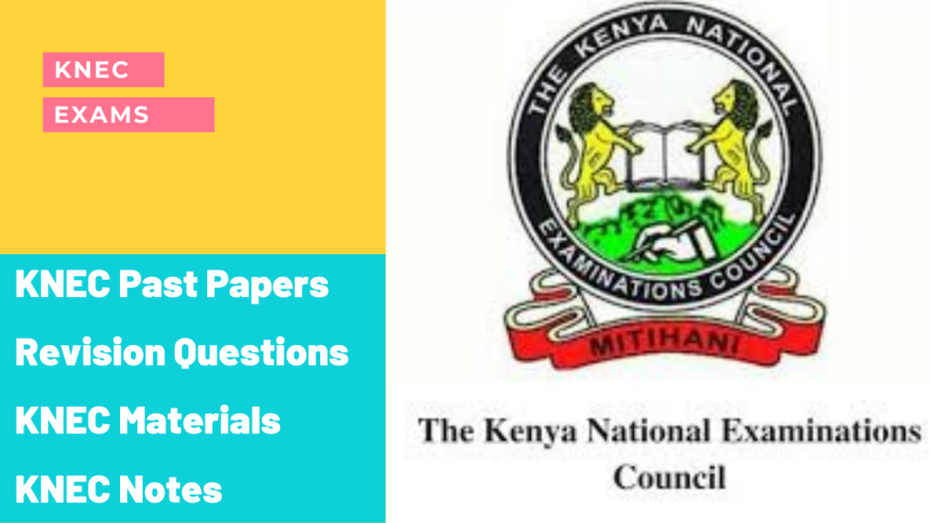 Download Diploma KNEC Past Papers